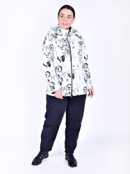 Куртка двухсторонняя pt 20244